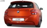 RDX Heckspoiler BMW 1er F20 Limousine Dachspoiler Spoiler