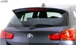 RDX Heckspoiler BMW 1er F20 / F21 Dachspoiler Spoiler