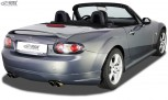 RDX Rear Spoiler MAZDA MX5 (NC) 2005-2015 Rear Wing