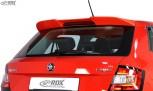 RDX Heckspoiler für SKODA Fabia 3 (NJ/5J) Dachspoiler Spoiler
