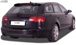 RDX Roof Spoiler for AUDI A6 4F C6 Avant / StationWagon Rear Wing Trunk Spoiler