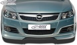 RDX Frontspoiler OPEL Vectra C & Signum (2006+) Frontlippe Front Ansatz Spoilerlippe