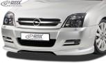 RDX Frontspoiler OPEL Vectra C GTS & Signum (-2005) Frontlippe Front Ansatz Spoilerlippe