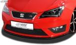 RDX Frontspoiler SEAT Ibiza 6J FR Facelift 2012+ & 6P FR Frontlippe Front Ansatz Vorne Spoilerlippe Schwert