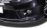 RDX Frontspoiler VARIO-X SEAT Leon 1P Facelift 2009+ FR & Cupra Frontlippe Front Ansatz Vorne Spoilerlippe