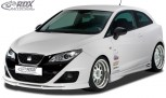 RDX Frontspoiler VARIO-X SEAT Ibiza 6J FR -03/2012 Frontlippe Front Ansatz Vorne Spoilerlippe
