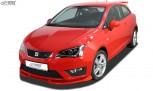 RDX Frontspoiler VARIO-X SEAT Ibiza 6J Facelift FR 04/2012+ Frontlippe Front Ansatz Vorne Spoilerlippe