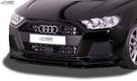 RDX Frontspoiler VARIO-X für AUDI A1 (GB) Frontlippe Front Ansatz Vorne Spoilerlippe