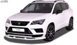 RDX Frontspoiler VARIO-X für SEAT Ateca Cupra (-2020) / CUPRA Ateca (-2020) Frontlippe Front Ansatz Vorne Spoilerlippe