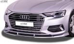 RDX Frontspoiler VARIO-X für AUDI A6 4K C8 2F Frontlippe Front Ansatz Vorne Spoilerlippe