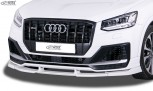 RDX Frontspoiler VARIO-X für AUDI SQ2 (-2020) Frontlippe Front Ansatz Vorne Spoilerlippe