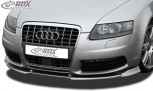 RDX Frontspoiler VARIO-X für AUDI S6 4F Frontlippe Front Ansatz Vorne Spoilerlippe
