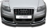 RDX Frontspoiler VARIO-X AUDI S6 4F Frontlippe Front Ansatz Vorne Spoilerlippe