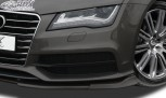 RDX Frontspoiler VARIO-X AUDI A7 & S7 2010-2014 (S-Line bzw. S7 Frontstoßstange) Frontlippe Front Ansatz Vorne Spoilerlippe