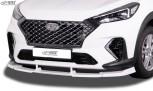 RDX Front Spoiler VARIO-X for HYUNDAI Tucson N-Line (TL) 2018-2020 Front Lip Splitter
