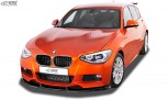 RDX Front Spoiler VARIO-X BMW 1-series F20 09/2011+ (M-Package and M-Technik Frontbumper) Front Lip Splitter