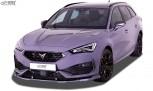 RDX Frontspoiler VARIO-X für CUPRA Leon (KL) 2020+ / SEAT Leon Cupra (KL) 2020+ Frontlippe Front Ansatz Vorne Spoilerlippe