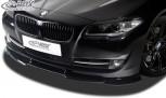 RDX Frontspoiler VARIO-X BMW 5er F10 / F11 -2013 Frontlippe Front Ansatz Vorne Spoilerlippe