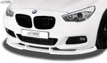 RDX Frontspoiler VARIO-X für BMW 5er F07 GT M-Technik 2009-2013 Frontlippe Front Ansatz Vorne Spoilerlippe