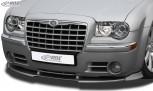 RDX Frontspoiler VARIO-X CHRYSLER 300C Frontlippe Front Ansatz Vorne Spoilerlippe