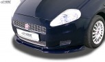 RDX Front Spoiler VARIO-X FIAT Grande Punto Front Lip Splitter