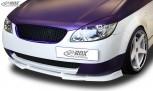 RDX Frontspoiler VARIO-X HYUNDAI Getz 2005-2009 Frontlippe Front Ansatz Vorne Spoilerlippe
