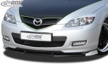 RDX Frontspoiler VARIO-X Mazda 3 2006-2009 Frontlippe Front Ansatz Vorne Spoilerlippe