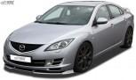 RDX Frontspoiler VARIO-X Mazda 6 (GH) 2008-2010 Frontlippe Front Ansatz Vorne Spoilerlippe