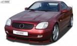 RDX Frontspoiler VARIO-X MERCEDES SLK R170 -2000 Frontlippe Front Ansatz Vorne Spoilerlippe