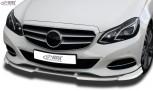 RDX Frontspoiler VARIO-X für MERCEDES E-Klasse W212 2013+ Frontlippe Front Ansatz Vorne Spoilerlippe