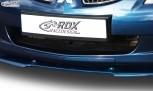 RDX Frontspoiler VARIO-X für MITSUBISHI Lancer (CS0) 2003-2007 Frontlippe Front Ansatz Vorne Spoilerlippe