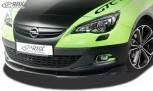 RDX Frontspoiler VARIO-X OPEL Astra J GTC Frontlippe Front Ansatz Vorne Spoilerlippe
