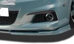 RDX Frontspoiler VARIO-X für OPEL Vectra C & Signum 2006+ OPC (Passend an OPC bzw. Fahrzeuge mit OPC Frontstoßstange) Frontlippe Front Ansatz Vorne Spoilerlippe