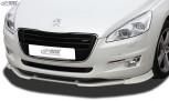 RDX Frontspoiler VARIO-X PEUGEOT 508 (-09/2014) Frontlippe Front Ansatz Vorne Spoilerlippe