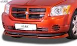 RDX Front Spoiler VARIO-X for DODGE Caliber Front Lip Splitter