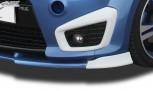 RDX Frontspoiler VARIO-X RENAULT Twingo 2 RS Phase 1 Frontlippe Front Ansatz Vorne Spoilerlippe