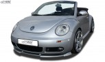 RDX Frontspoiler VARIO-X VW Beetle 2005-2010 Frontlippe Front Ansatz Vorne Spoilerlippe