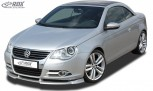 RDX Frontspoiler VARIO-X VW Eos 1F -2011 Frontlippe Front Ansatz Vorne Spoilerlippe