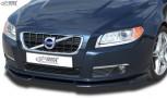 RDX Frontspoiler VARIO-X VOLVO S80 2006-2013 / V70 2007-2013 Frontlippe Front Ansatz Vorne Spoilerlippe
