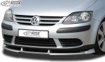 RDX Frontspoiler VARIO-X VW Golf Plus (-2008) Frontlippe Front Ansatz Vorne Spoilerlippe