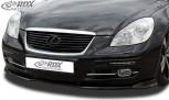 RDX Frontspoiler VARIO-X LEXUS SC 430 (2006-2010) Frontlippe Front Ansatz Vorne Spoilerlippe
