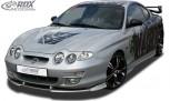 RDX Frontspoiler VARIO-X für HYUNDAI Coupe RD 1999-2002 Frontlippe Front Ansatz Vorne Spoilerlippe