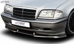 RDX Frontspoiler VARIO-X Mercedes C-Klasse W202 Frontlippe Front Ansatz Vorne Spoilerlippe