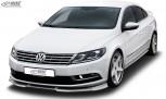 RDX Frontspoiler VARIO-X VW CC Frontlippe Front Ansatz Vorne Spoilerlippe