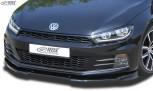 RDX Frontspoiler VARIO-X VW Scirocco 3 (2014+) Frontlippe Front Ansatz Vorne Spoilerlippe