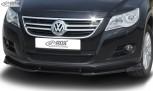 RDX Frontspoiler VARIO-X VW Tiguan (-2011) Frontlippe Front Ansatz Vorne Spoilerlippe