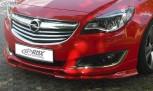 RDX Frontspoiler VARIO-X OPEL Insignia OPC-Line (2013+) (Passend an Fahrzeuge mit OPC-Line Frontansatz) Frontlippe Front Ansatz Vorne Spoilerlippe