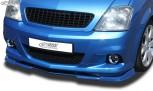 RDX Frontspoiler VARIO-X OPEL Meriva A OPC Frontlippe Front Ansatz Vorne Spoilerlippe