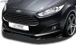 RDX Frontspoiler VARIO-X FORD Fiesta MK7 JA8 JR8 (2012+) Frontlippe Front Ansatz Vorne Spoilerlippe