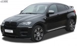 RDX Frontspoiler VARIO-X BMW X6 E71 (incl. M50) Frontlippe Front Ansatz Vorne Spoilerlippe